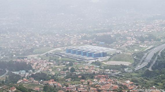 A área de Vigo rexistra un total de 131 casos activos por coronavirus