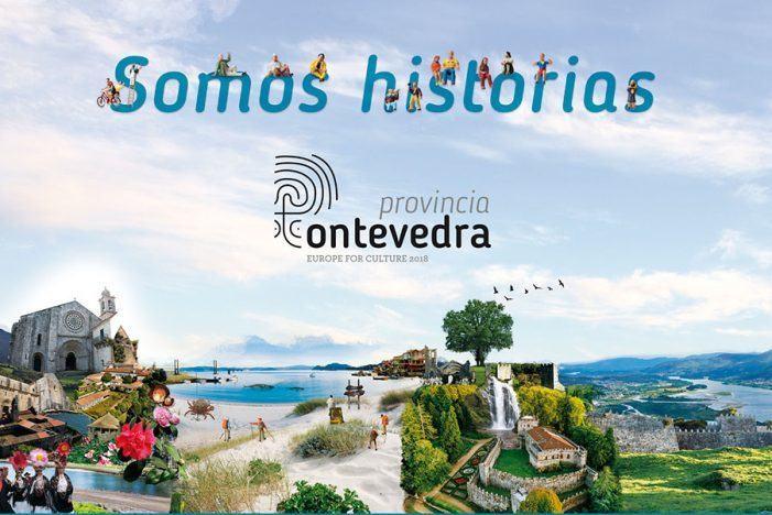 """Somos historias"", chega este martes á cidade de Braga coa promoción turística de #PontevedraProvincia"