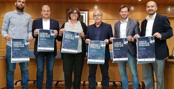 O Campo do Lourambal será escenario, dende o vindeiro día 18, do '3º Curso de Monitor de Fútbol Base', organizado pola Federación Galega de Fútbol coa colaboración do Concello do Porriño