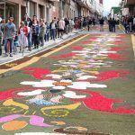 Nava Castro salienta a destacada contribución do turismo para conservar o patrimonio etnográfico do Corpus de Ponteareas
