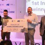 A spinoff Alén acada a semifinal dos premios da Fundación Everis ao emprendemento