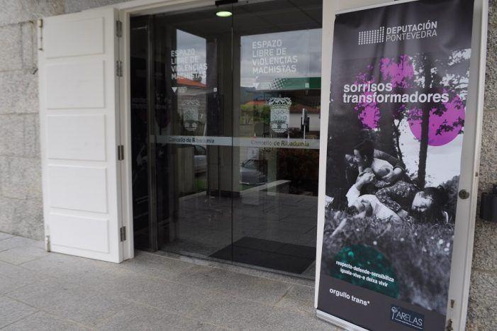 O Concello de Ribadumia acolle a exposición Sorrisos Transformadores