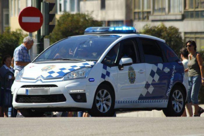 Si vas bajo los efectos de las drogas conduciendo un patinete eléctrico serás denunciado tal como pasó en la calle Gerona de Vigo