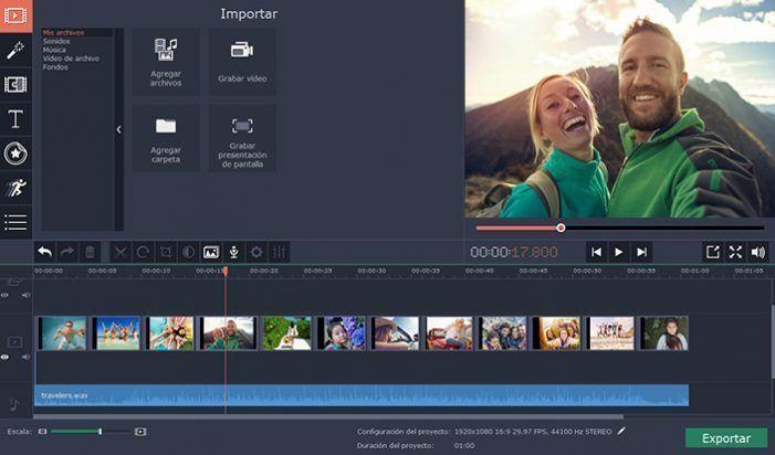 Crear vídeos de forma fácil y rápida