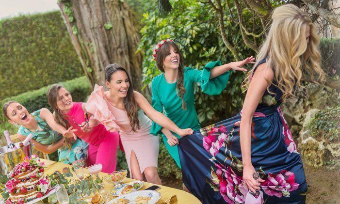 Vestidos de Invitada Hechos en Galicia