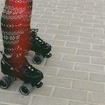 La moda de los patines ha vuelto