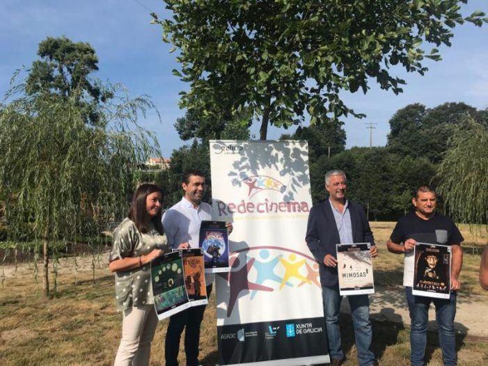 Quince concellos de toda Galicia exhibirán filmes en galego no marco do programa Redecinema
