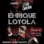El Monólogo de Enrique Loyola llega a Vigo