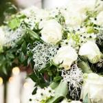 La historia detrás de las flores funerarias