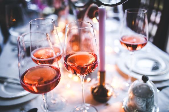 ¿Cuando procede tomar vino rosado?