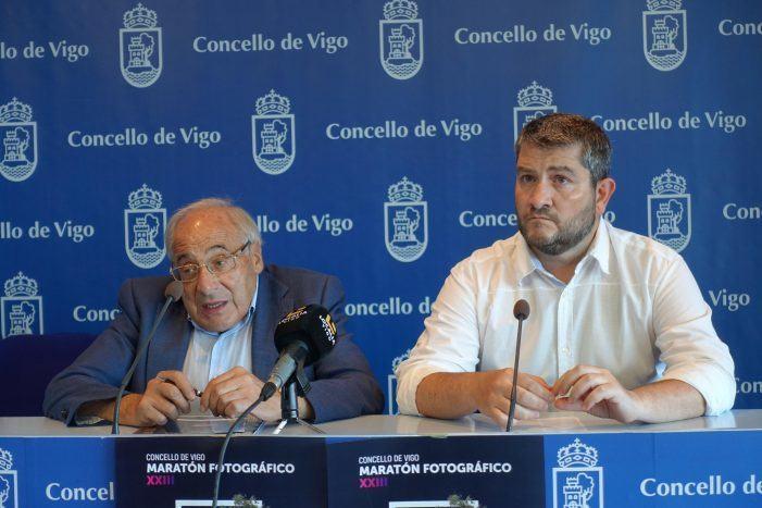 """O goberno de Vigo celebra o """"prestixio"""" do Maratón Fotográfico, que acada a súa 23ª edición"""