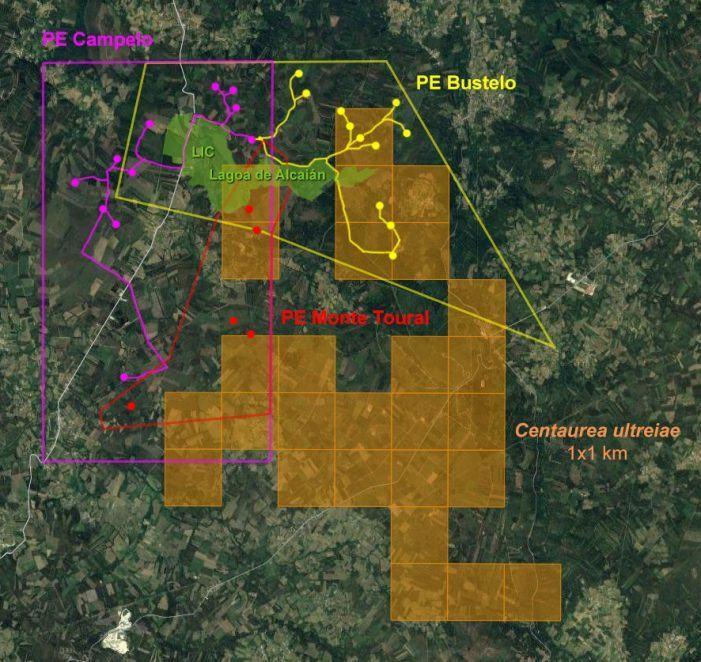 O Tribunal Supremo declarou ilegal a fragmentación de parques eólicos como os de Ordes ou Coristanco