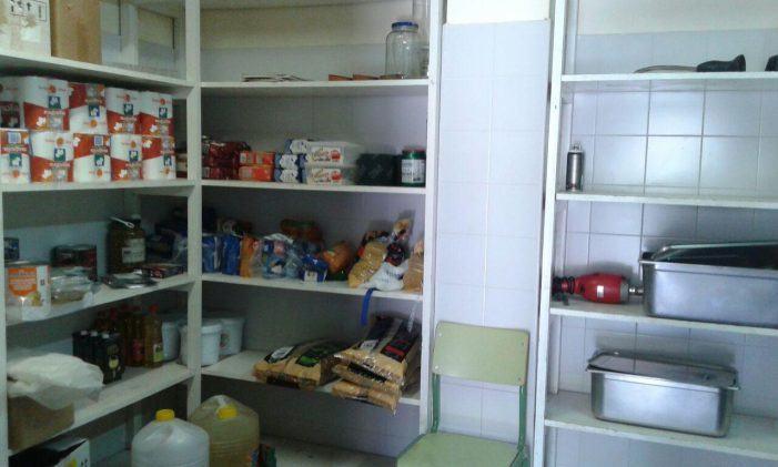 O SLG denuncia o desabastecemento de varios comedores escolares en Lugo xestionados pola empresa Gescor