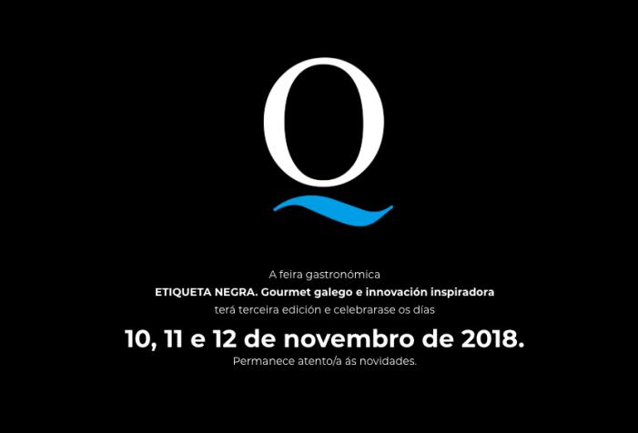 Pontevedra presenta no Centro Galego de Barcelona a terceira edición de Etiqueta Negra