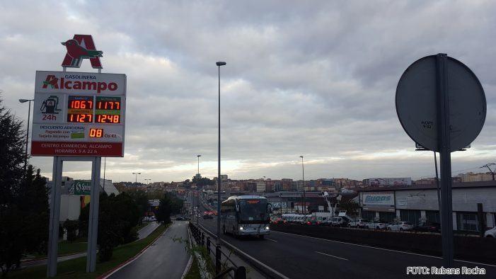 Hasta un 30% de ahorro en combustible en las estaciones de servicio de 13 rutas vacacionales