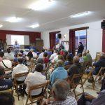 O goberno de Nigrán continúa esta fin de semana a rolda de visitas ás parroquias para presentar o estado de tramitación do PXOM