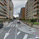 Detenido por agredir a su pareja en un domicilio de la calle Marín