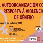 """A Rede de Mulleres de Vigo ven a organizar """"A Autoorganización como resposta á violencia de xénero"""""""