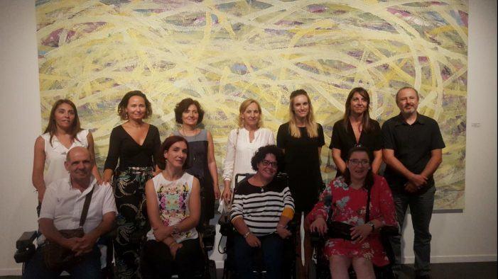Unha exposición amosa como as cadeiras de rodas son tamén ferramentas para crear