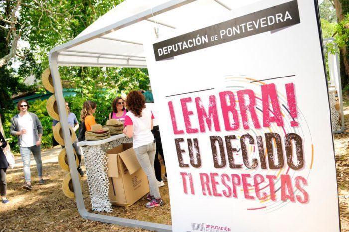 La igualdad y el medio ambiente suenan alto en los Rías Baixas Fest