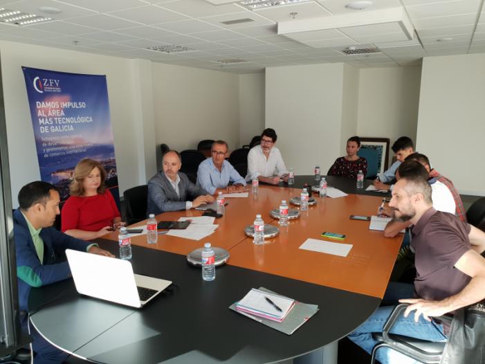 Zona Franca construirá un Centro de videovigilancia y control en Porto do Molle