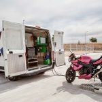 Unha unidade móbil de inspección técnica de ciclomotores desprazarase a Tomiño os días 12 de setembro e 16 de outubro