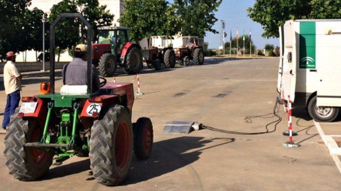 Inspección técnica de vehículos agrícolas o día 8 de outubro en Tomiño