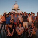 Un equipo internacional demostra a forte interacción entre fusión de xeos, circulación oceánica e cambio climático