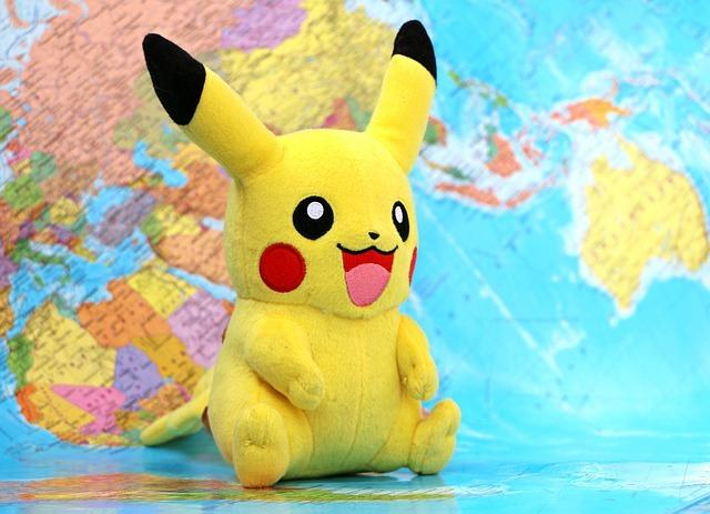 Regalos de Pokémon para regalar