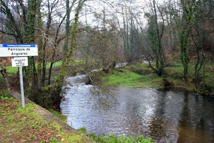 Roteiro polo río Uma