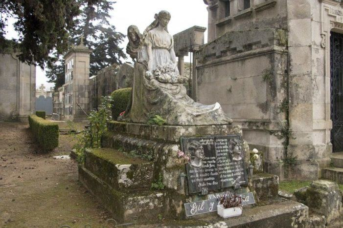 As visitas teatralizadas ao cemiterio de Pereiró comezan o 17 de outubro