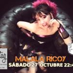Monólogo de Malala Ricoy en Vigo