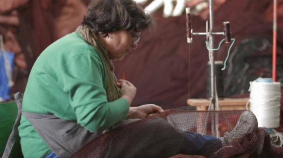 """A mostra """"Achegas das mulleres á sustentabilidade do mar"""" chega esta semana a Poio"""