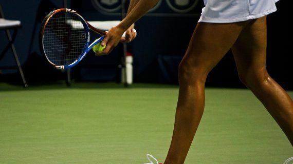Lourdes Domínguez, la mejor tenista gallega de la historia