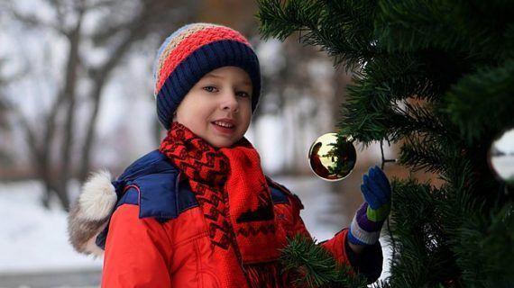 Crear Nieve esta Navidad con los polvos de los pañales de bebé