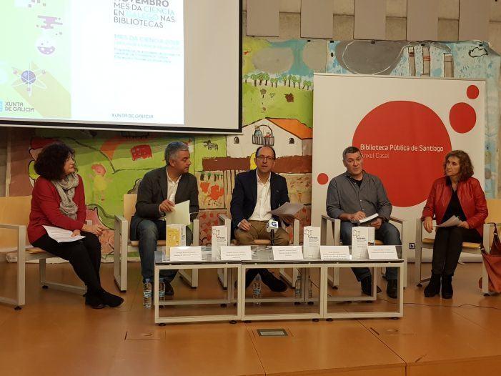 As bibliotecas conmemoran en novembro o mes da ciencia en galego con actividades para todos os públicos