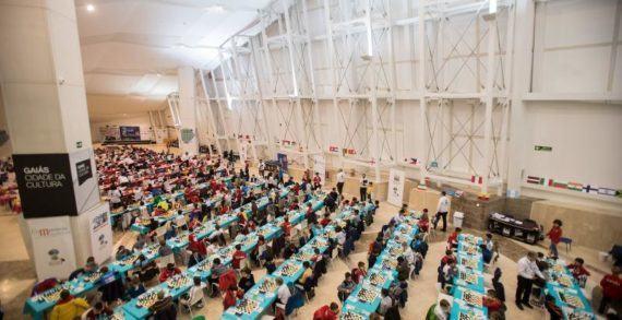 Arranca na Cidade da Cultura o Campionato Mundial de Xadrez Cadete con 400 partidas simultáneas