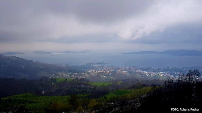 Unha xornada abordará en Vigo o redeseño do monte periurbán para mellorar a defensa contra incendios