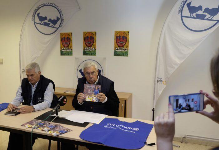 O Banco de Alimentos de Vigo necesita 2.000 voluntarios para a súa Gran Recollida Solidaria do 30 de novembro e 1 de decembro