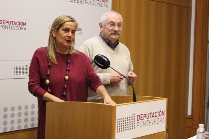 """O orzamento da Deputación para o 2019 ascende a case 158 millóns de euros para """"cubrir as demandas dunha provincia do século XXI"""""""