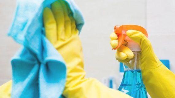 Cómo limpiar una casa como un profesional
