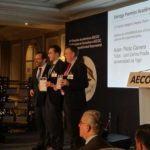Premio nacional ao Traballo Fin de Grao de Pablo Carrera, alumno da Escola de Enxeñería Industrial