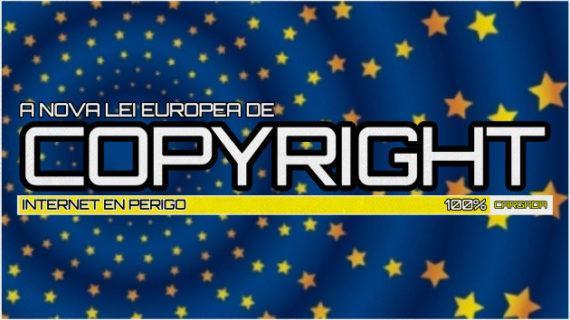 A nova lei de copyright pon en perigo internet. Porqué?