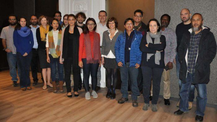 Unha reunión da FAO analiza ata hoxe en Vigo a implantación de iSharkFin en países emerxentes