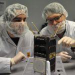 Conta atrás para o lanzamento ao espazo do satélite LUME-1