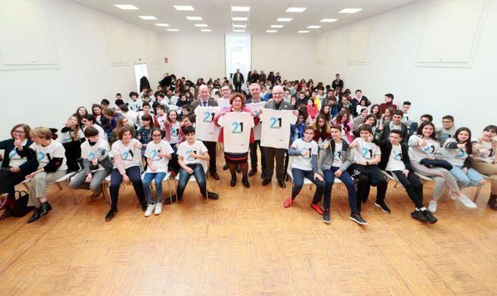 Máis de 1300 adolescentes participan no programa de dinamización lingüística '21 días co galego e +'