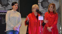 A acción de María Move trae ao Instituto mosense a iniciativa concienciadora #ViolenciaZero