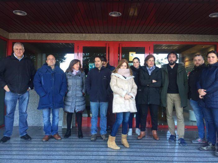 O Colexio de Xornalistas expresa a súa preocupación pola situación laboral en La Voz de Galicia