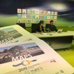 Trece infografías con mapas para guiar as carreiras do mundial Multisport 2019