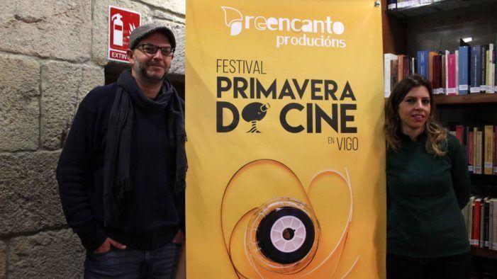 O Festival Primavera do Cine en Vigo presenta a súa VIII edición e abre o prazo para a inscrición de obras audiovisuais